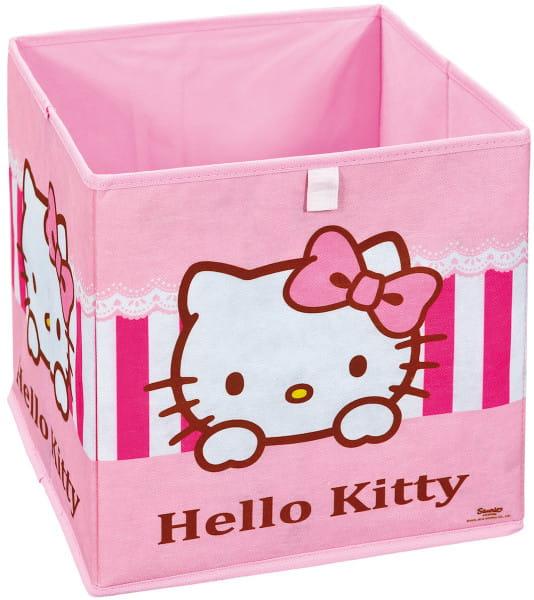 Faltkiste Hello Kitty Sweat Pink