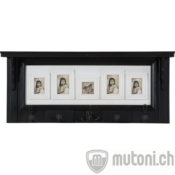 Wandgarderobe Frame 120x17x50