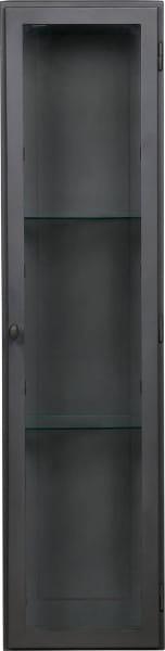 Hängeschrank Manta XL Metall Grau