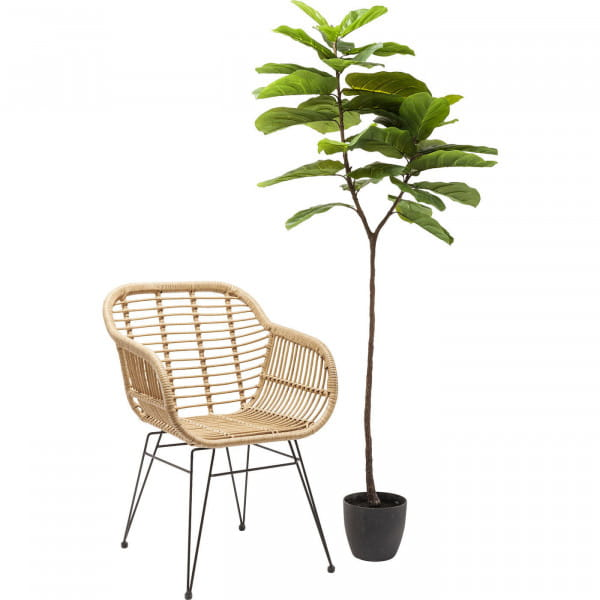Deko Pflanze Leaf Tree 170cm