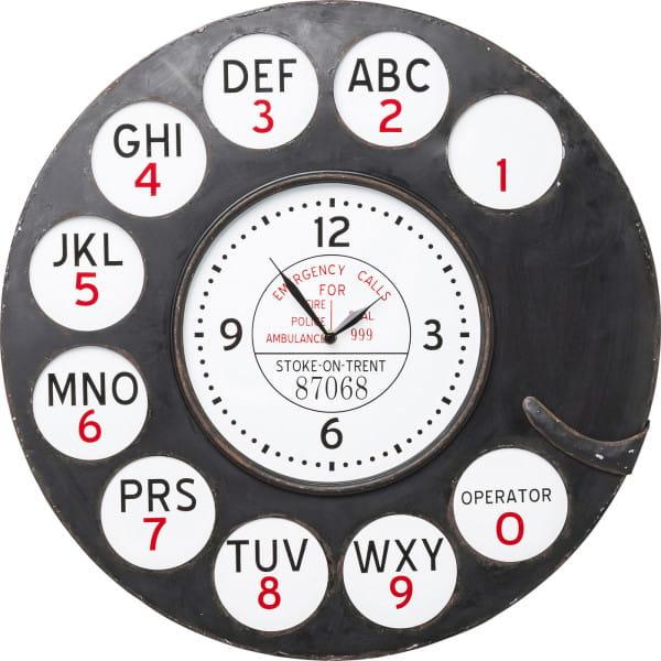 Wanduhr Dial Ø46cm