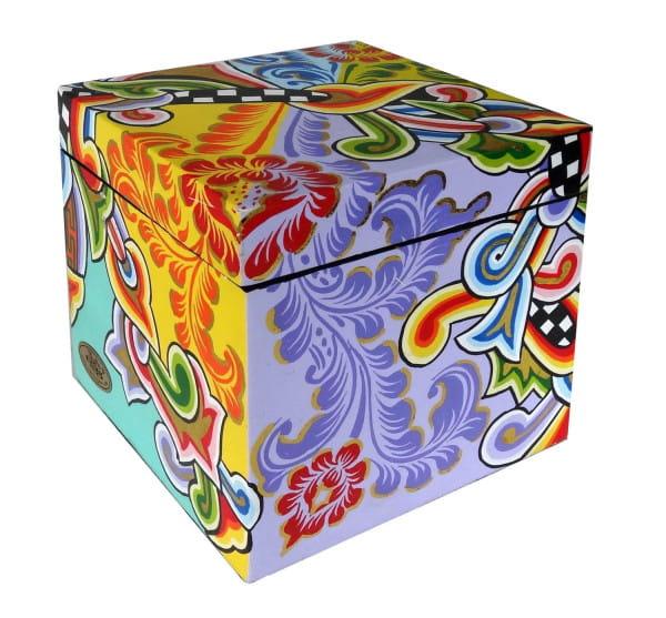 Toms Drag Box quadratisch