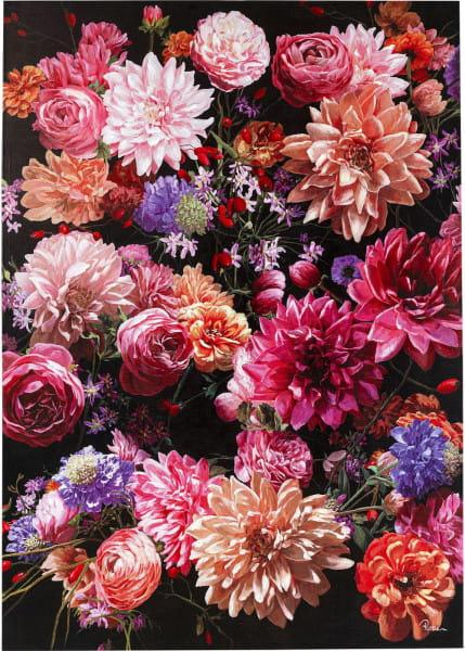 Bild Touched Flower Bouquet 200x140cm
