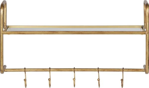 Garderobenständer Brass antique