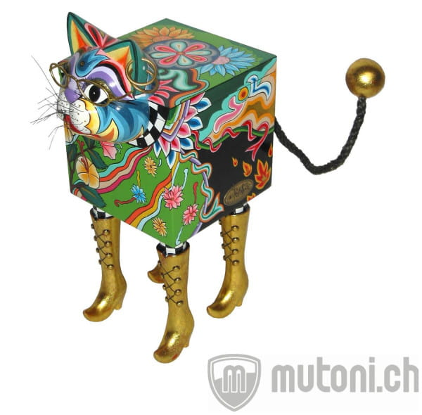 Toms Drag Box Cat XL 42cm Princess Cat Collection