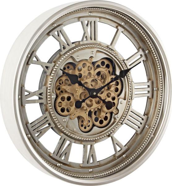 Tischuhr Engrenage 60x60