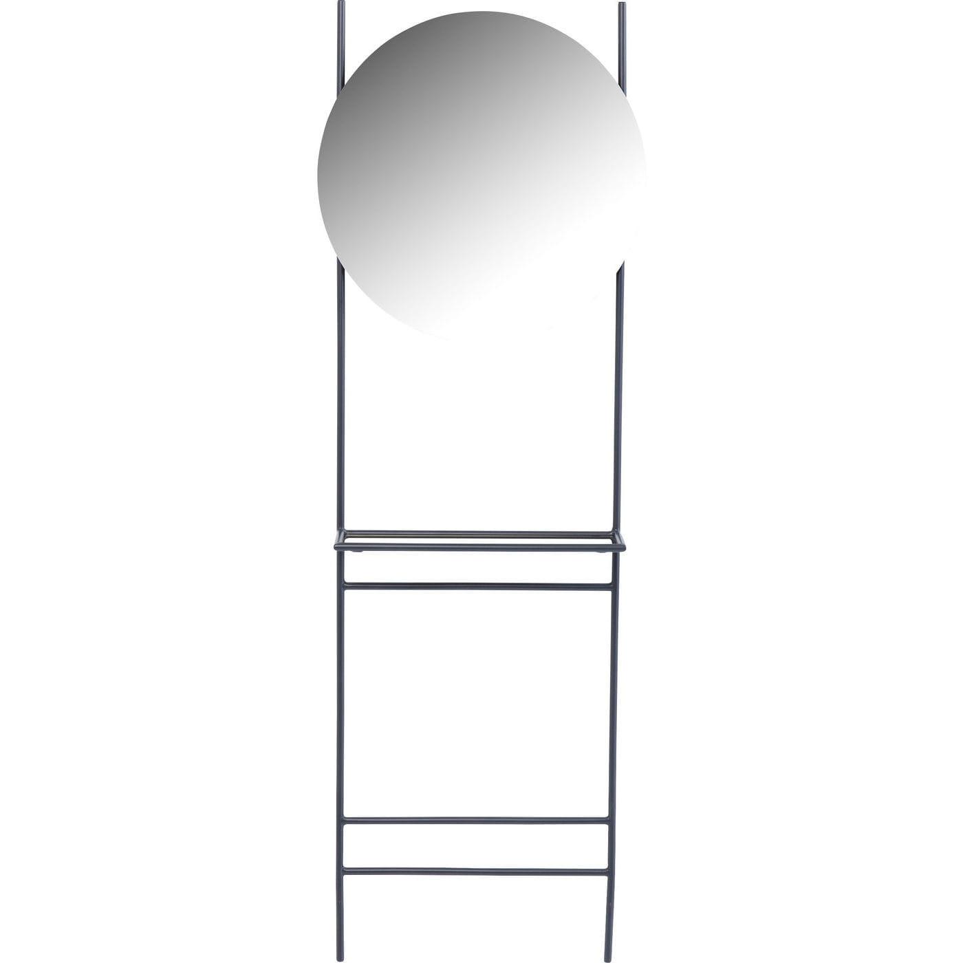 Garderobe Mit Spiegel Moon Garderobenpaneele Flur