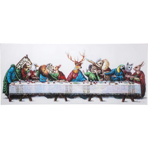 Bild Touched Last Supper 100x240cm