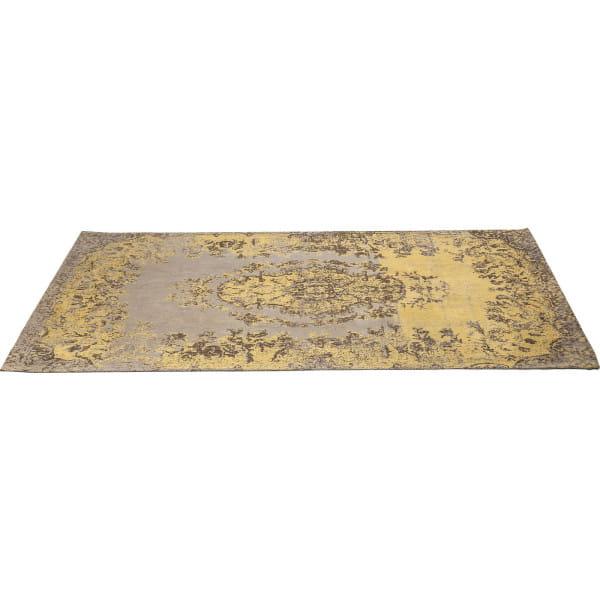 Teppich Kelim Pop Yellow 240x170cm