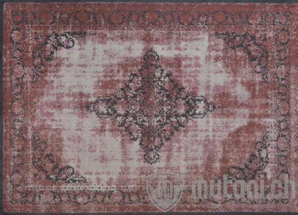 Vintage-Teppich Antiquity pink 200x300