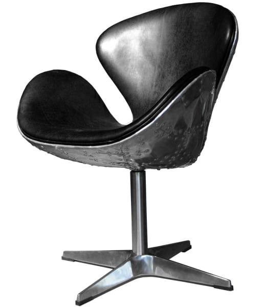Design Sessel Stuhl Edge Aero Alu