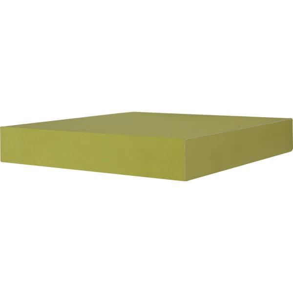 Wandregal Simple grün 24cm