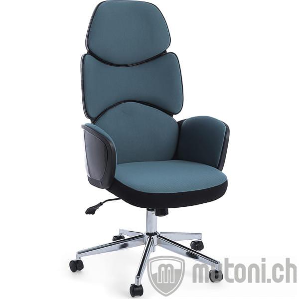 Bürosessel Armstrong blau