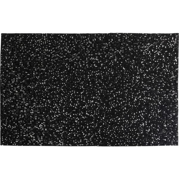 Teppich Glorious Schwarz 170x240cm